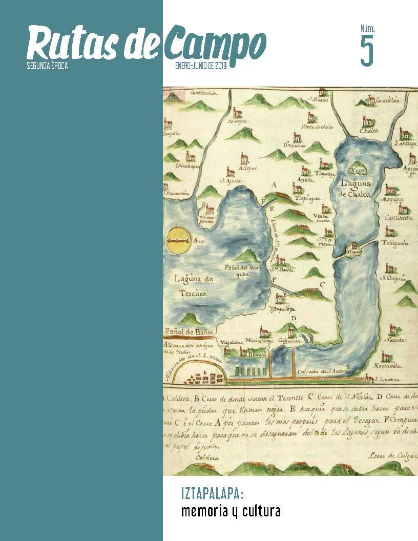Ver Núm. 5 (2019): Iztapalapa: memoria y cultura