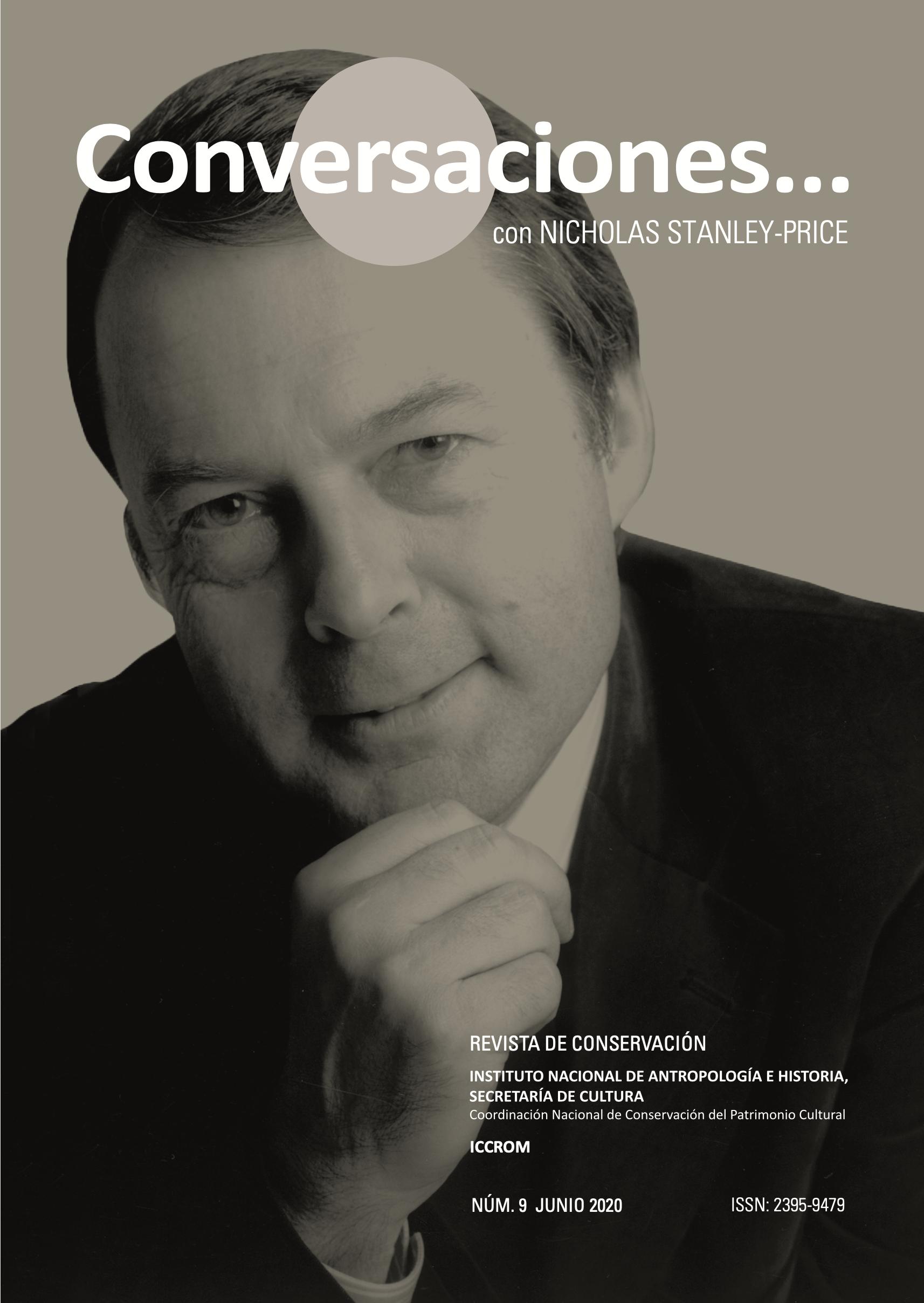 Ver Núm. 9 (2020): Conversaciones... con Nicholas Stanley-Price