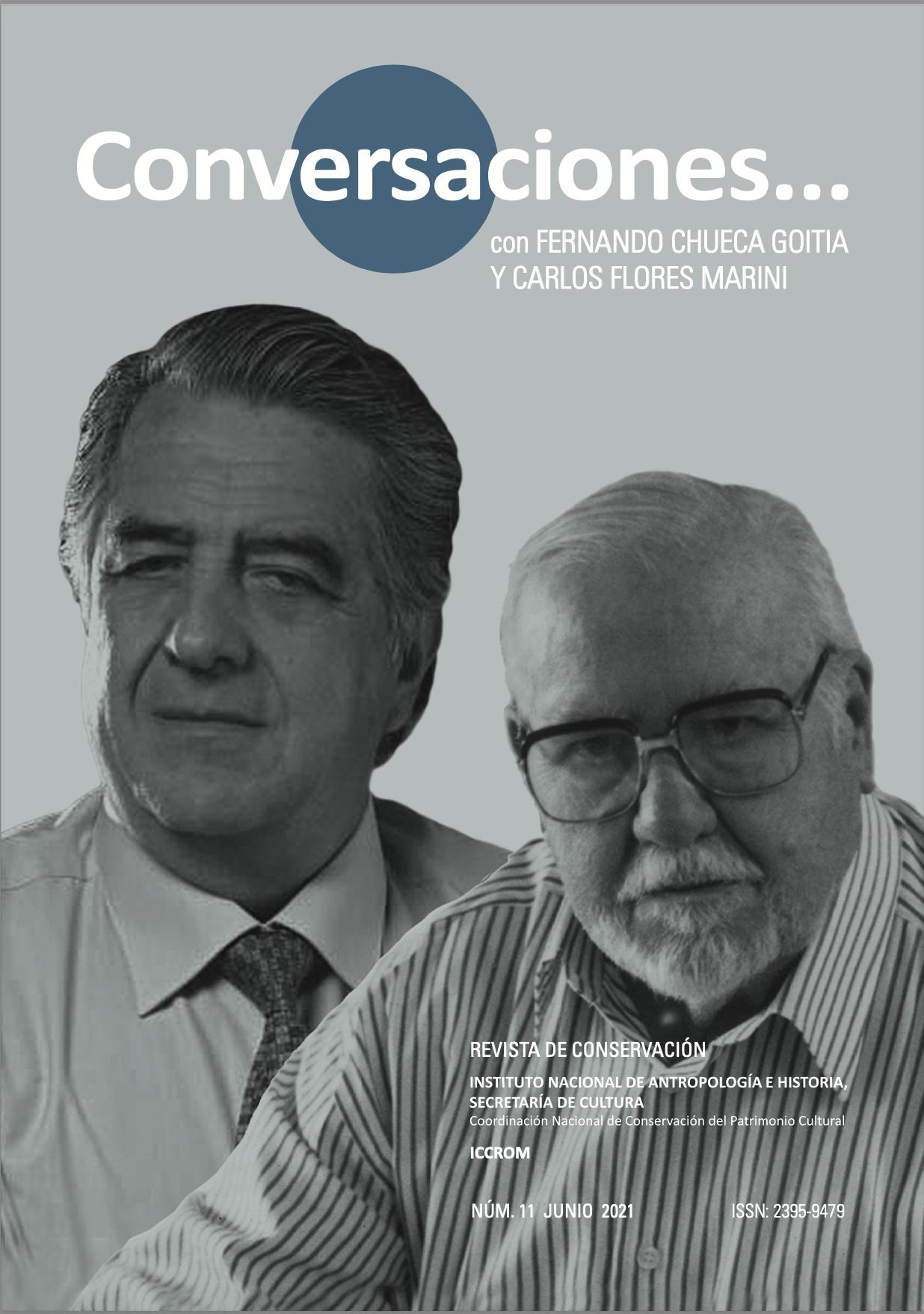 Conversaciones... con Nicholas Stanley Price