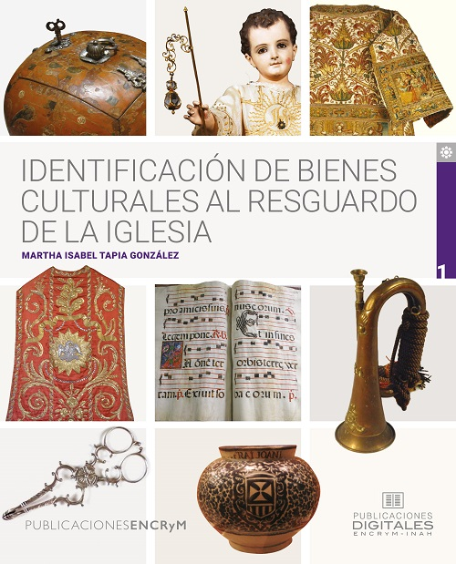 Ver Identificación de Bienes Culturales al Resguardo de la Iglesia