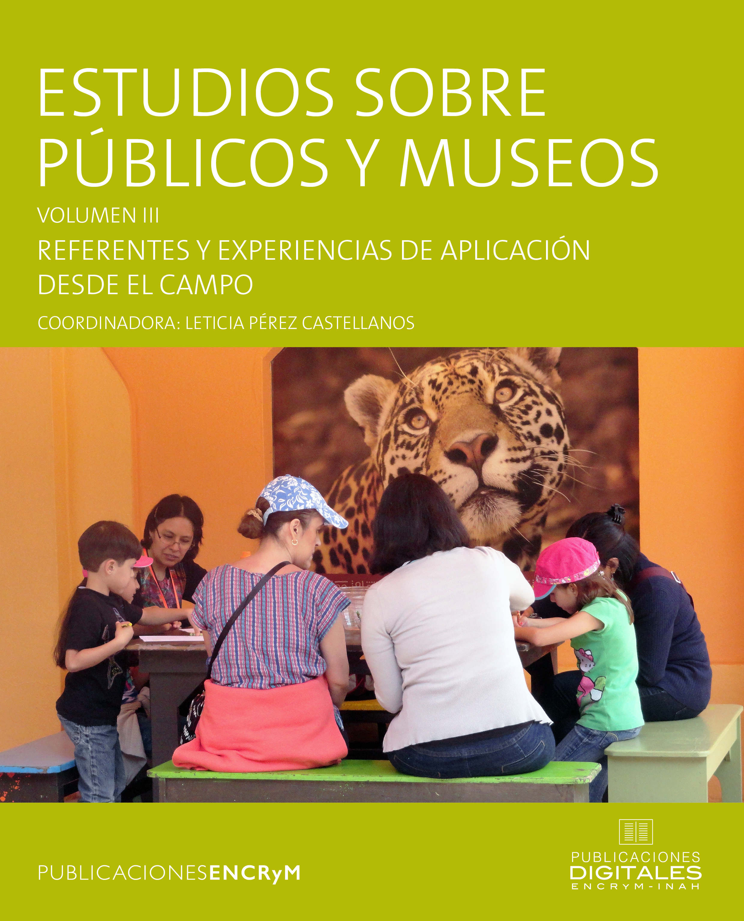 Ver Estudios sobre públicos y museos. Volumen III. Referentes y experiencias de aplicación desde el campo