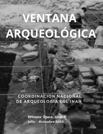 Ver Núm. 1 (2020): Ventana Arqueológica