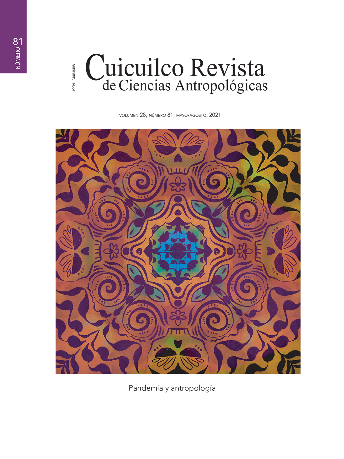 Ver Vol. 28 Núm. 81 (2021): Antropología y pandemia