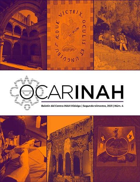 Ver Núm. 4 (2021): Boletín OcarINAH