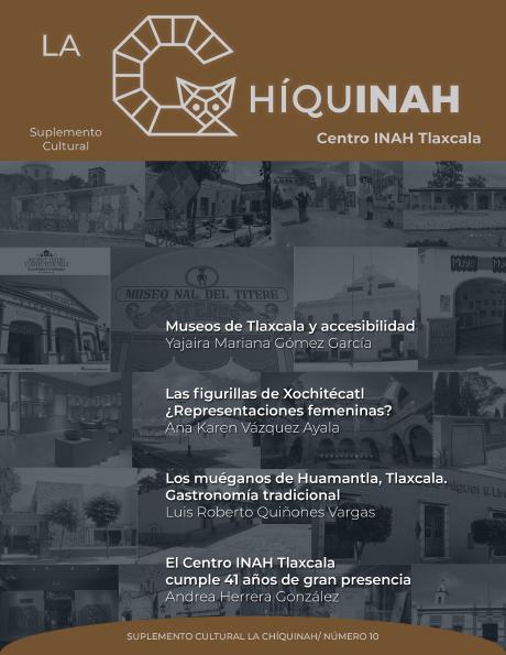 Ver Núm. 11 (2021): La CHÍQUINAH