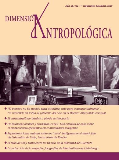 Ver Vol. 77 (2019): Dimensión Antropológica