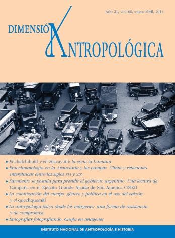 Ver Vol. 60 (2014): Dimensión Antropológica