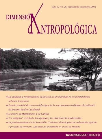 Ver Vol. 26 (2002): Dimensión Antropológica