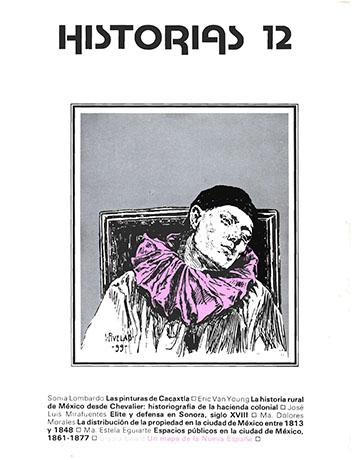Ver Núm. 12 (1986)
