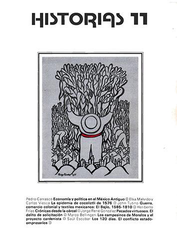 Ver Núm. 11 (1985)