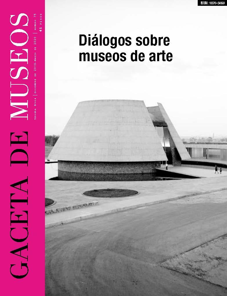 Ver Núm. 75 (2020): Diálogos sobre museos de arte