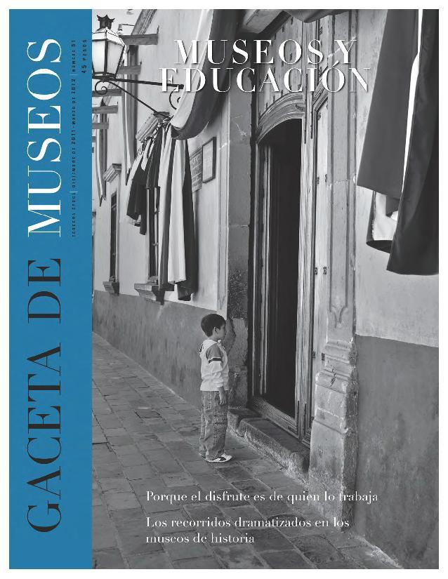 Ver Núm. 51 (2012): Museos y Educación